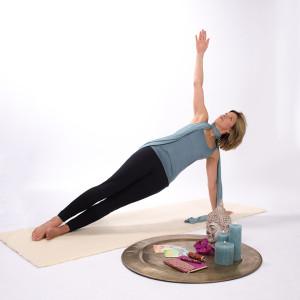 yoga-houding-zijwaartse-plank-lisette