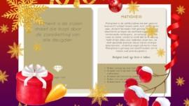 matigheid kerst