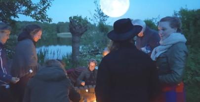 Volle maan en vuur meditatie 26 augustus