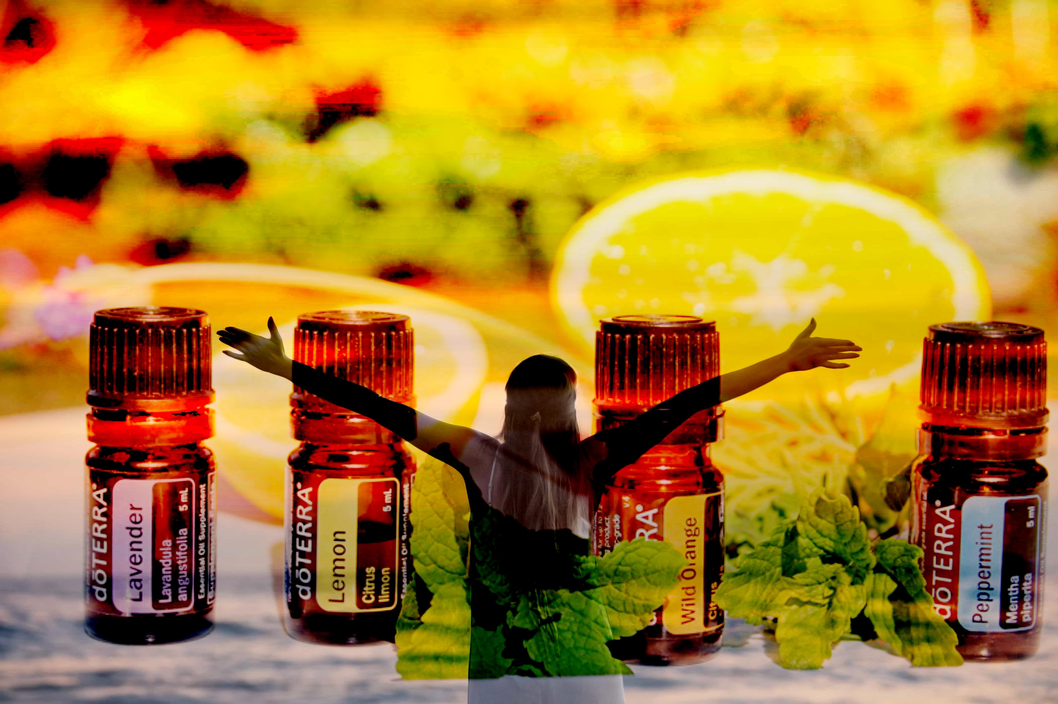 Life style met essentiële oliën 30 september