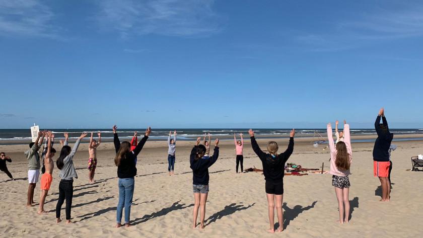 Iedere woensdag Yoga flow in Cultuurhuis Abcoude